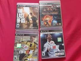 Video juegos play 3
