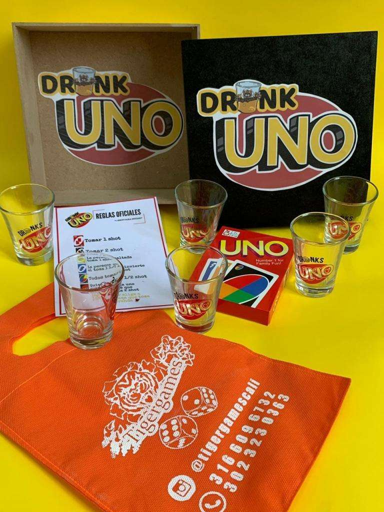 Uno Drinks 0