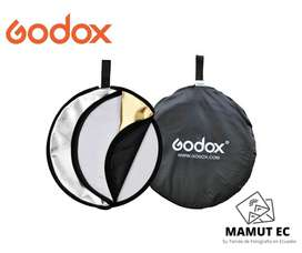 Rebotador Godox 110cm 5 en 1