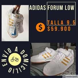 Último par de Adidas forum low!!