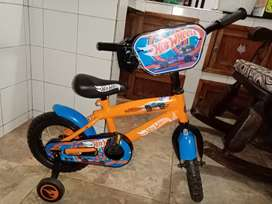 Bicicleta Hot Wheels nueva original