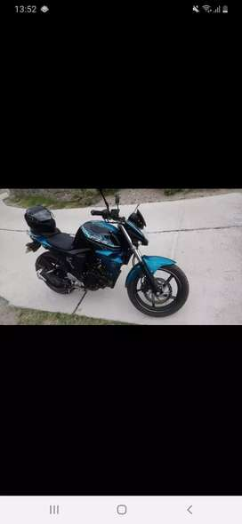 Vendo Yamaha zf