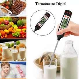 Medidor de Temperatura Digital Comida