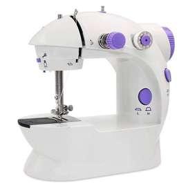 Linda mini máquina de coser