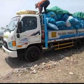 Eliminación de Desmonte // taxi carga // Mudanzas Servicio las 24 horas