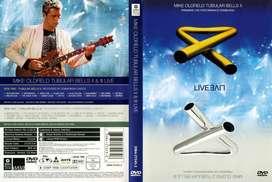 MIKE OLDFIELD TUBULLAR BELLS DVD