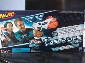 NERF LASER OPS - ALPHAPOINT X2 ¡ORIGINAL!