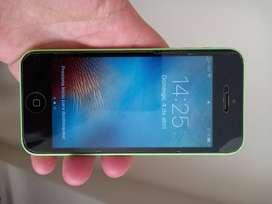 Iphone 5c de uso personal