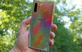Vendo o cambio Sansung Galaxy Note 10 plus Aura Glow