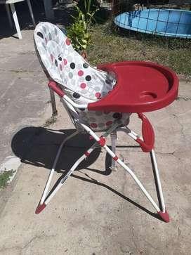 Vendo silla de bebe infanti