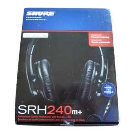 Audífonos Shure SRH440 Dj
