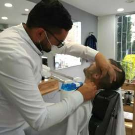 Cursos tecnico de barberia