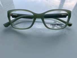 Armazones lentes marca ARMANI nuevos