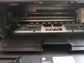 Impresora color negro