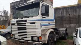 SCANIA 113 360 TRACTOR