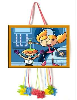 piñatas el laboratorio de dexter