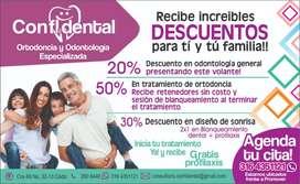 Ortodoncia y Odontología Especializada. Confident