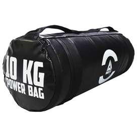 Saco de Poder INDUSTRY BAG Pesa Entrenamiento de 10 KG Ejercicio Multifuncional