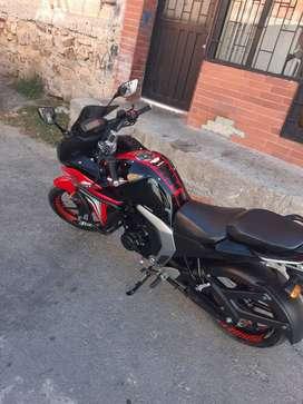 Yamaha facer 150