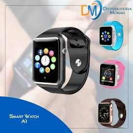 Smartwatch A1 Reloj Inteligente Llamadas Musica Dz09