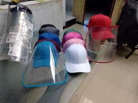Gorras con visor