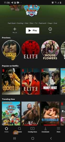 Gifcard Original de Netflix