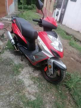 Scooter 150cc..