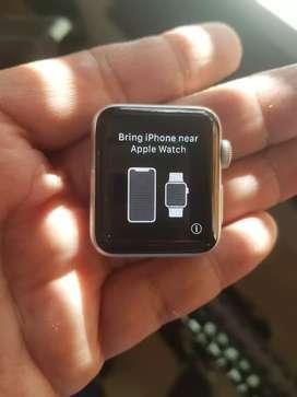 Apple watch serie 3 gps de 38 mm,ojo leer descripcion