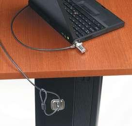 * Candado con cable de seguridad Targus Defcon para Notebook o similar