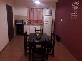 ga15 - Departamento para 1 a 4 personas con cochera en San Juan