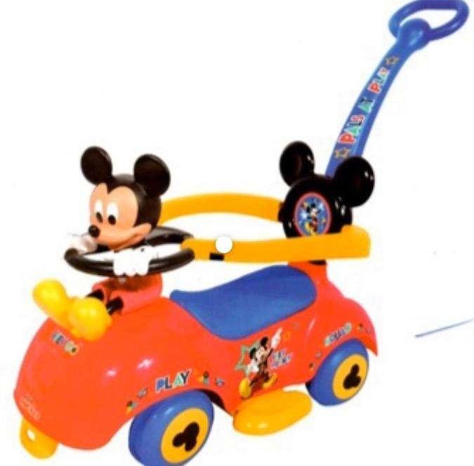 Carrito de Mickey 0
