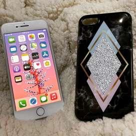 Iphone 8 blanco movistar