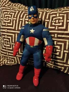 Muñeco Capitán América