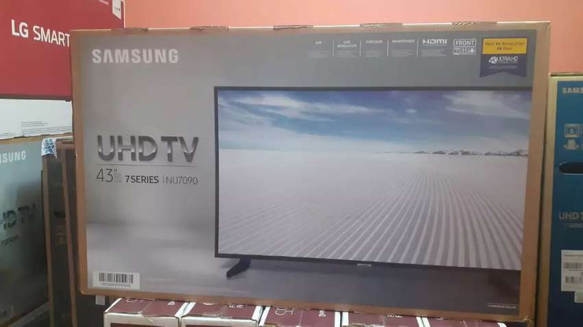 "SMART TV SAMSUNG, LG DE 43"" 50"" 60"" PULGADAS 0"