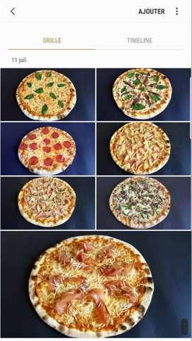 Maestro pizzero, pizzero