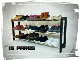 Organizadores de calzado en madera