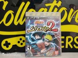 Juego ps3 Naruto storm