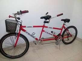 Venta de bicicleta doble