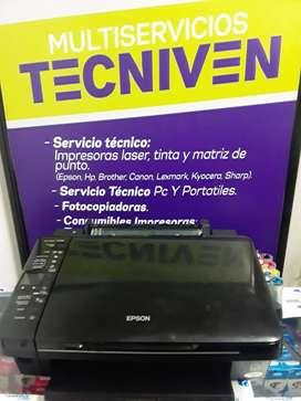Oferta Impresora Tinta Continua epson tx220