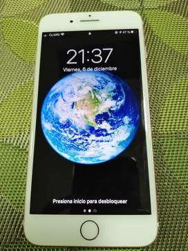Iphone 7plus 128 GB Rose Gold