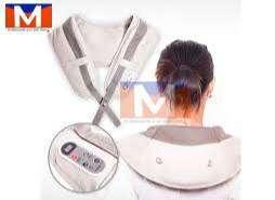 Masajeador Relajante Terapia Cervical Y Corporal