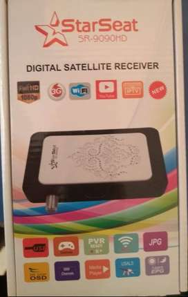 receptor satelital fta