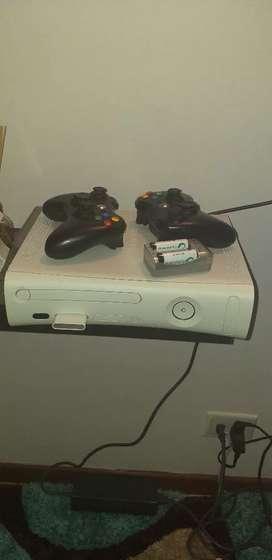 Vendo Xbox 360 en excelente estado
