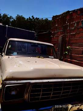 Chevrolet Ford f100