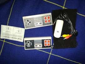 Mini consola vídeo juegos,620 juegos.