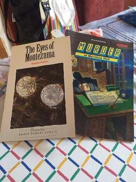 The Eyes of Montezuma y Murder at Mortlock Hall