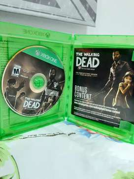 Juego xbox The Walking dead
