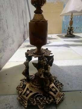 Lámpara de querubines