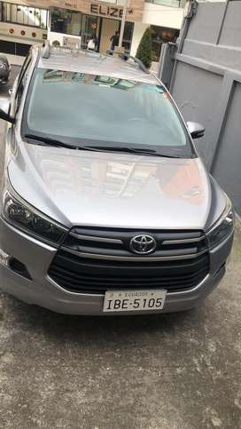 Toyota Innova Seminuevo