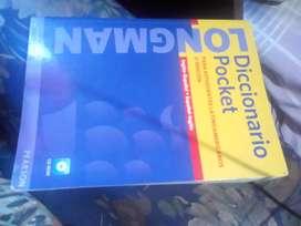 Vendo diccionario de inglés nuevo